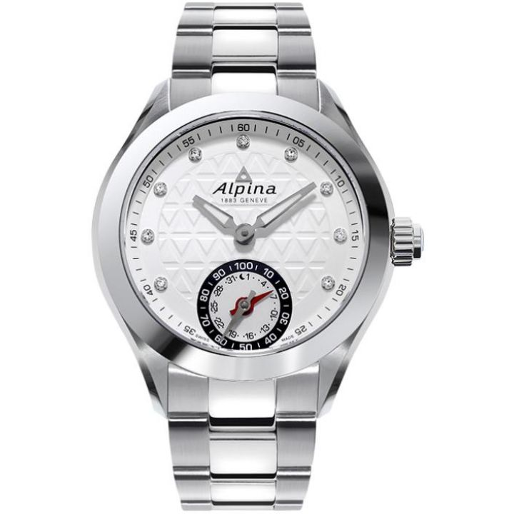 Alpina Horological Smartwatch AL-285STD3C6B