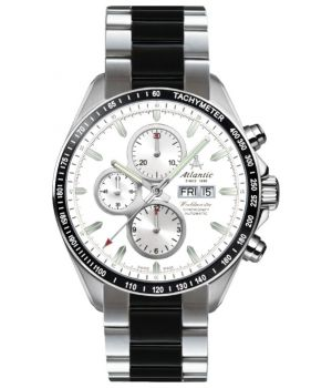 Atlantic Worldmaster Chronograph Valjoux 55867.47.21
