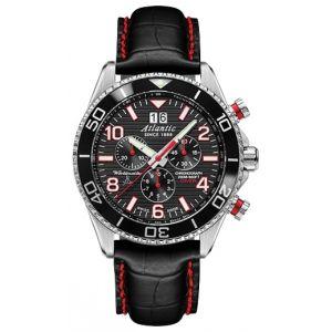 Atlantic Worldmaster Diver Chonograph 55470.47.65R