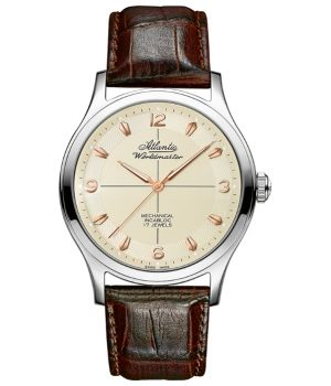 Atlantic Worldmaster The Original Mechanical 53654.41.95R