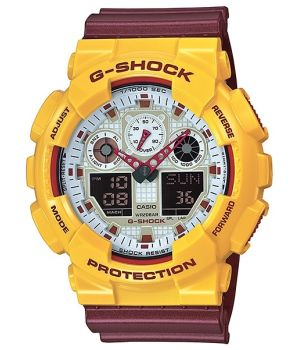 Casio G-shock G-Specials GA-100CS-9A