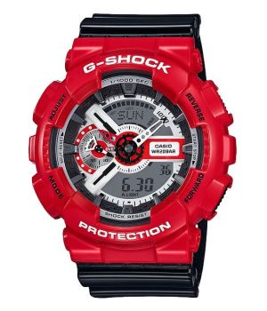 Casio G-shock G-Specials GA-110RD-4A