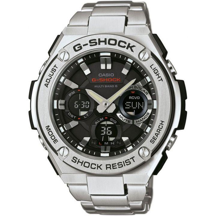 G-shock (мужские, противоударные) солнечная батарея ударозащищенные.