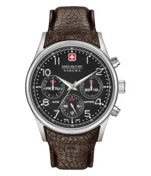 Hanowa Swiss Military Navy 06-4278.04.007