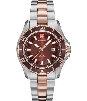 Hanowa Swiss Military Navy 06-7296.12.005