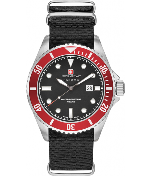 Hanowa Swiss Military Navy 06-8279.04.007.04SET